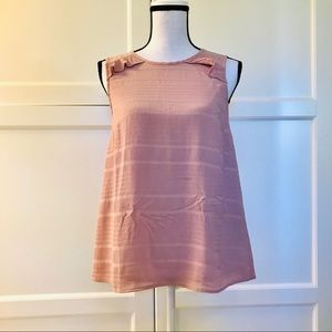 Tops - Sale⭐️Pink Sleeveless Top Small